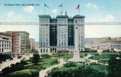 Отель The Westin St Francis San Francisco на Юнион-